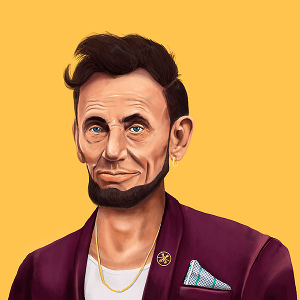 hipstory-abraham-lincoln