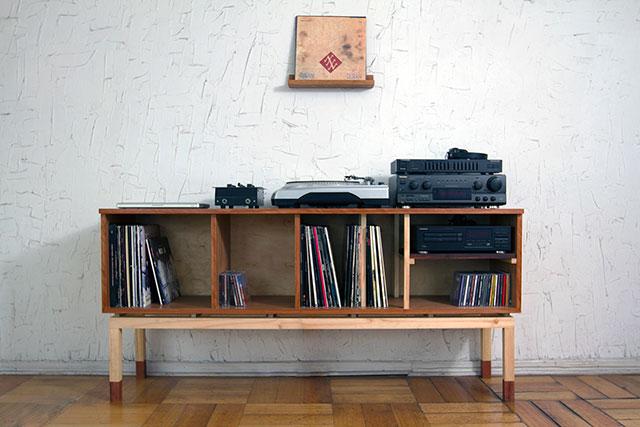 Muebles para vinilos por termes elsafari for Vinilos muebles