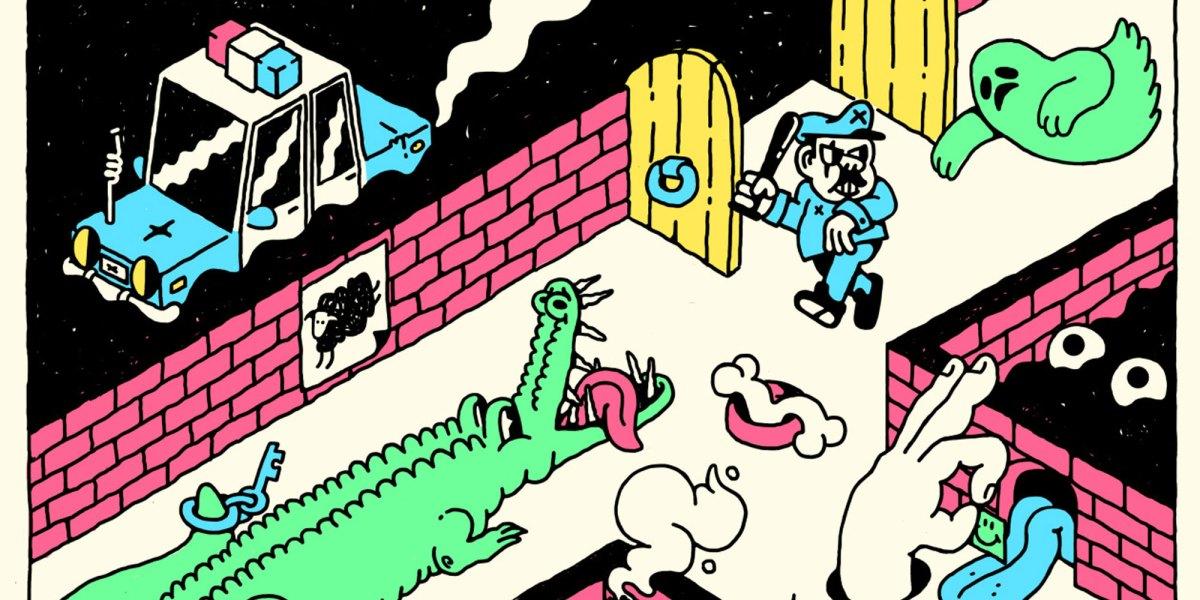 Los dibujos de Álvaro Ardiles